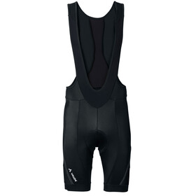 VAUDE Advanced II Bibshorts Herrer sort